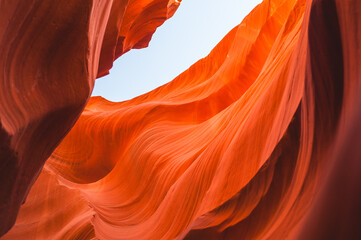22Antelope Canyon- Navajo land east of Page, Arizona