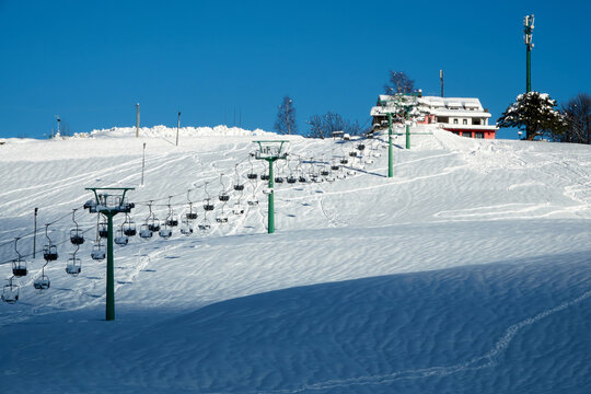 ski resorts closed during the winter season due to the COVID-19 pandemic
