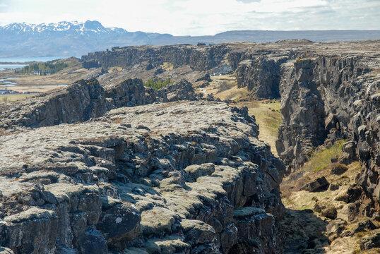 Thingvellir - Historischer Versammlungsort der Isländer