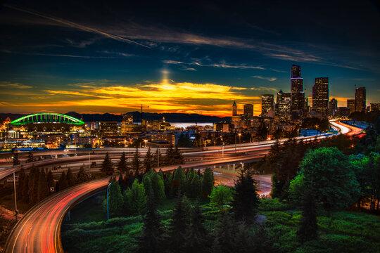 Seattle Nights