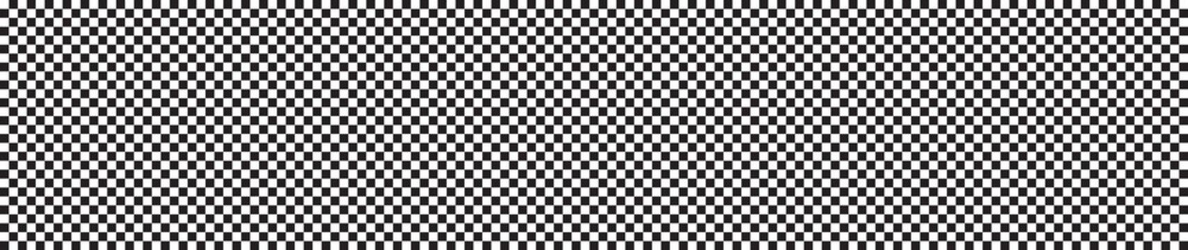 FOND BANNIÈRE CARRÉS NOIR MODIFIABLE. Carrés noirs + carrés blancs