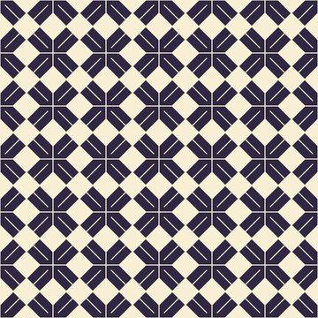 Art deco seamless pattern background.