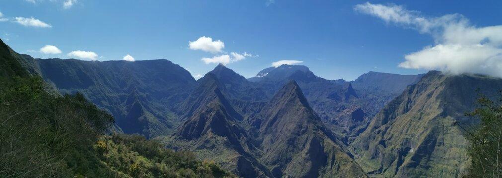 Une matinée paisible à la Réunion