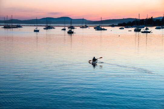 Lopez Island Kayaking