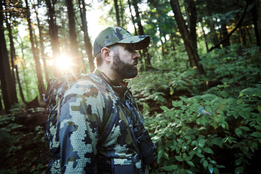 Hunting in the Appalachian Mountains