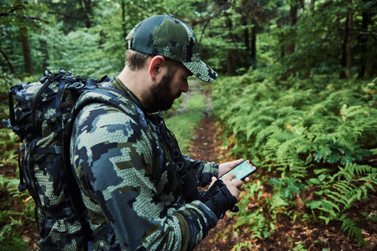 Bow Hunting in the Appalachian Mountains