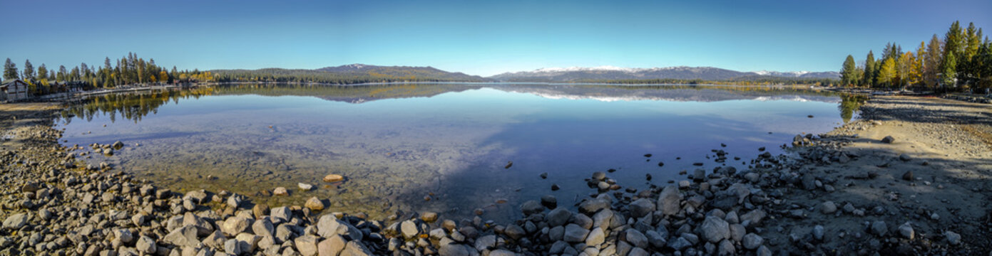 Payette Lake Early in the Morning, McCall, Idaho