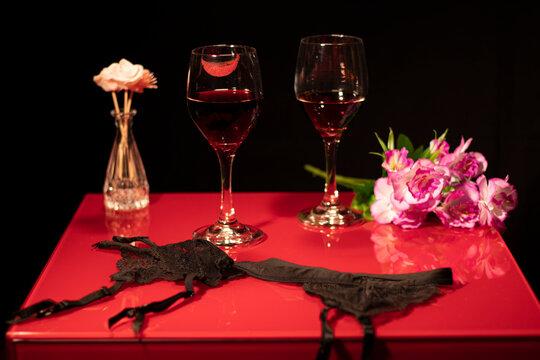 Una celebración romántica con tu pareja