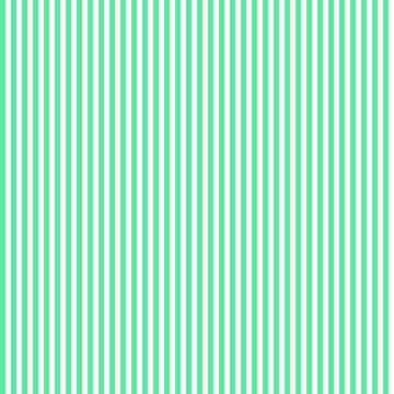 Striped Scrapbook Paper Mint Green Pattern