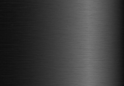 Gray brushed metal texture abstract.