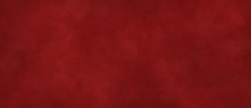 Fondo abstracto en rojo
