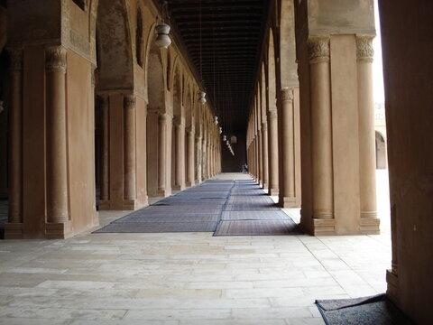 Beautifull building view Cairo Egypt