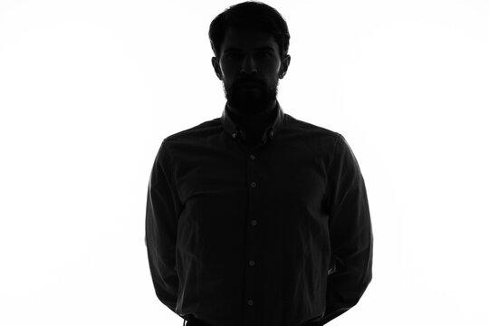shadow men studio lifestyle anonymity lifestyle incognito