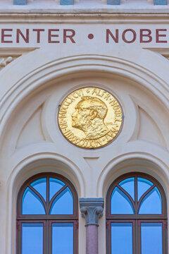 Nobel Piece Center Gold in Oslo Norway