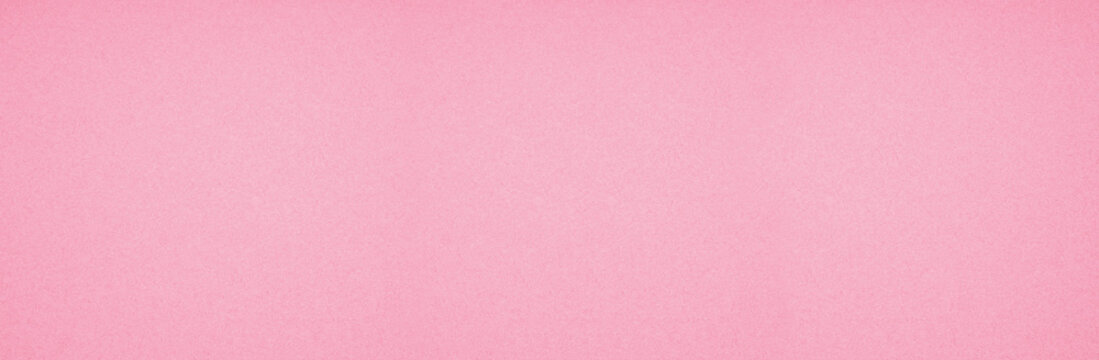 pink or rose color paper texture wide web banner background