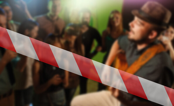 Music festival or concert cancelled to avoid coronavirus spreading