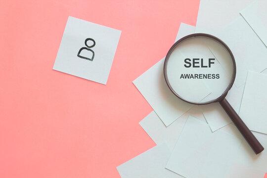 self awareness , human resource management concept