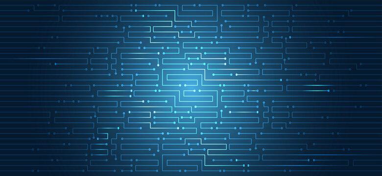 sfondo, circuito, hi tech, internet, comunicazione, processore