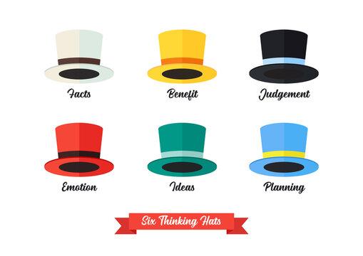 Six Thinking Hats idea