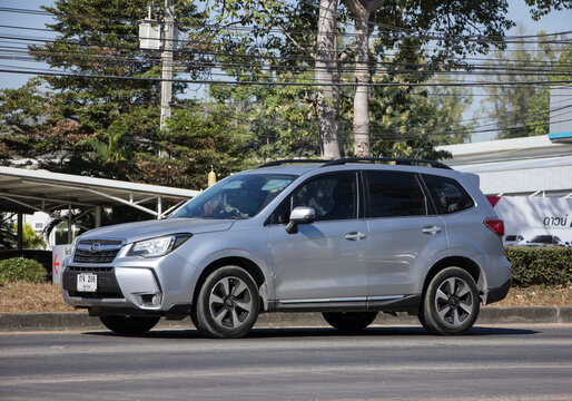 Private Suv car, Subaru Outback