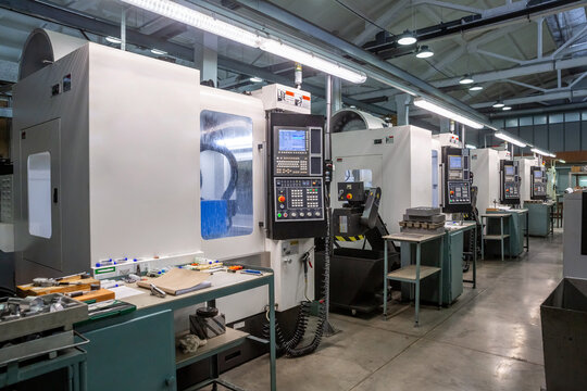 modern cnc lathes in the metalworking industry.