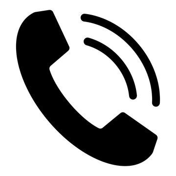 ngi1061 NewGraphicIcon ngi - english - phone icon. - call sign. - telephone symbol. - contact us - talk - isolated on white background. - square xxl g10210