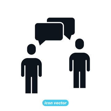 businessman recruitment Icon. Human resource icon. Head Hunting Related Vector symbol for your infographics web site design illustration