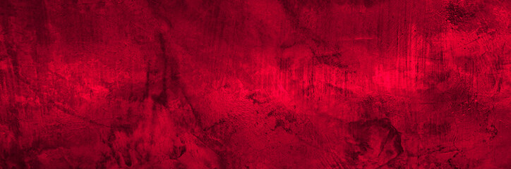 Old wall texture cement black red  background abstract dark color design are light with white...