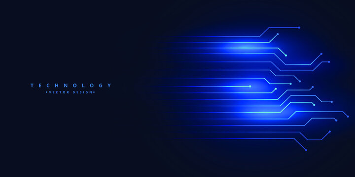Artificial intelligence tech background. Digital technology, deep learning and big data concept. Abstract visual for screen template. Geometric artificial intelligence tech backdrop. adobe ilustrator.