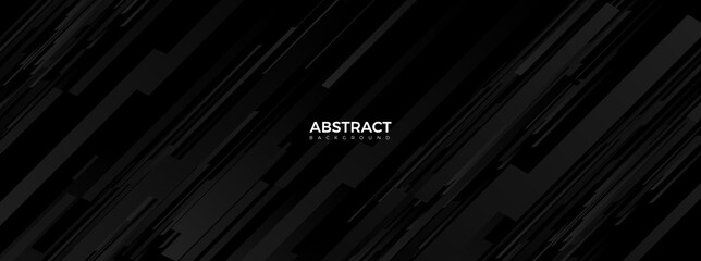 Fototapeta motion geometric abstract background darker color with shiny red Poster, wallpaper, gaming, sports, Landing page. Vector Illustration obraz