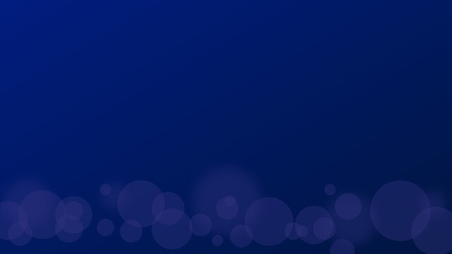 1920 x 1080 Abstract Blue Background with Circles