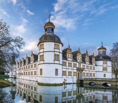 Neuhaus Castle in Paderborn, Germany