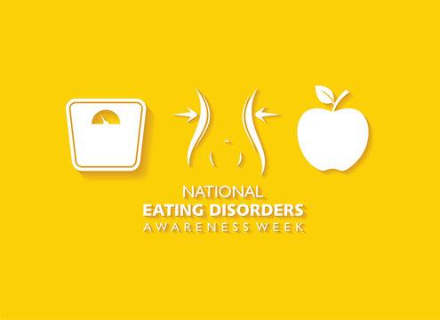 National Eating Disorders Awareness Week observed during last week of February