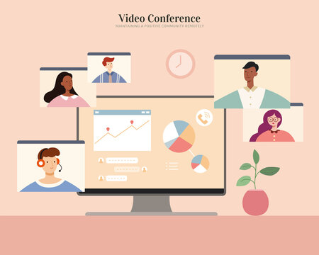 Work from home or virtual workplace