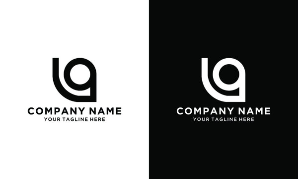 initial letter  L9 logo vector, abstract business logo.