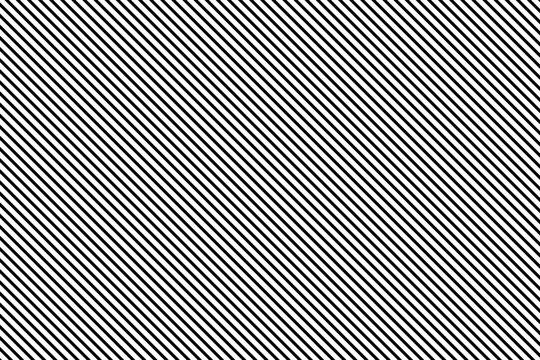 Diagonal line or Stripe isolated on transparent background. Vector illustration.EPS 10