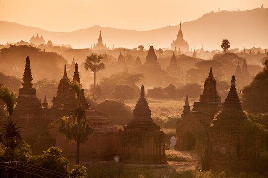 Bagan - Myanmar - Before The Sunset
