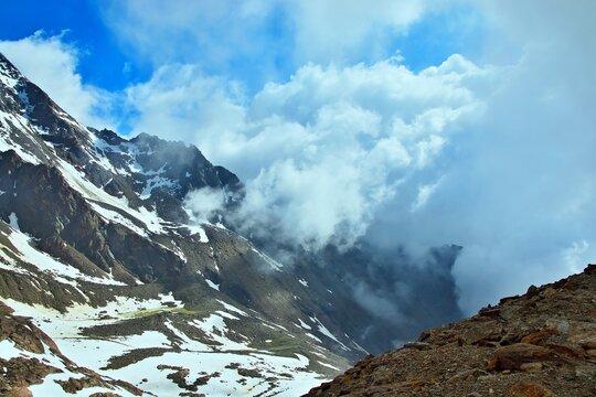 Italy-view from the Val della Mite