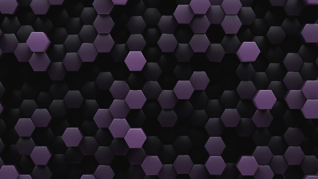 Decorative abstract background. Shades of purple
