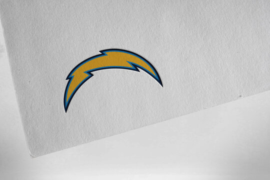los angeles chargers sports logo