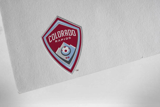 colorado rapids sports logo