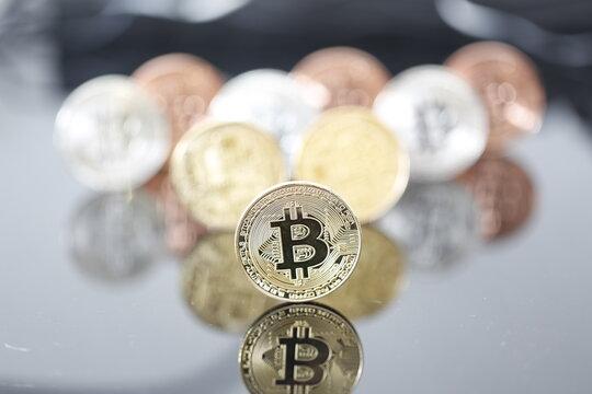 Die Schatztruhe von Morgen - Bitcoin wird gehandelt wie das neue Gold