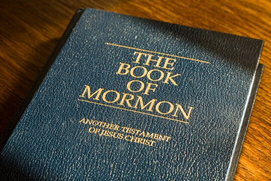 The Book of Mormon, Latter Day Saints bible