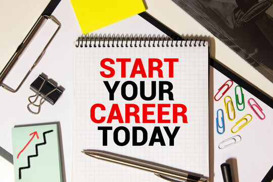 text START YOUR CAREER TODAY