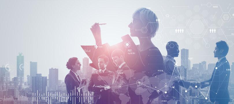 ビジネスネットワーク  グローバルビジネス