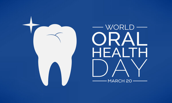 World Oral Health Day is celebrated on March 20 each year, and launches a year long campaign dedicated to raising global awareness of the issues around oral health and the importance of oral hygiene.