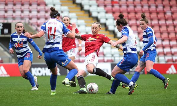 Women's Super League - Manchester United v Reading