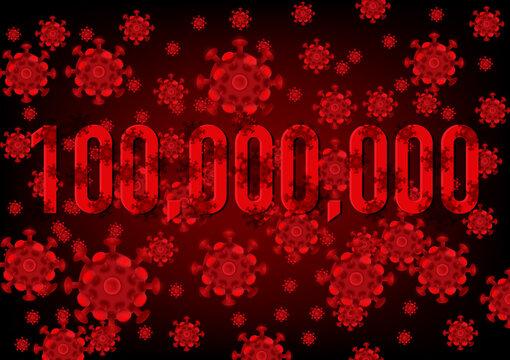 coronavirus cases surpasses 100 million