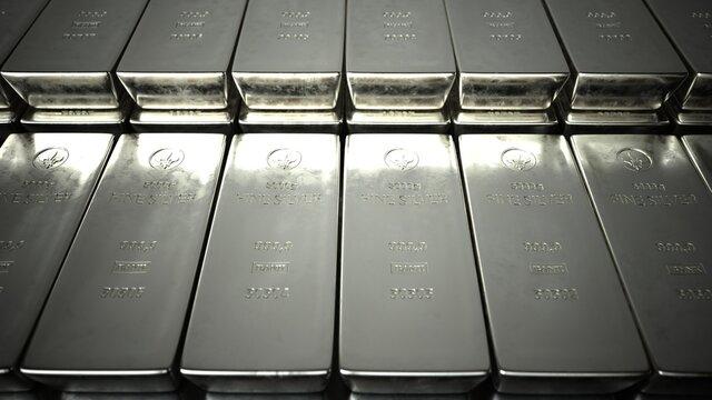 Fine Silver Bars 5000g