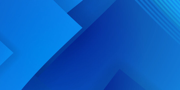 Abstract 3d modern blue background with lines. Liquid abstract background. Blue fluid vector banner template for social media, web sites. Wavy shapes